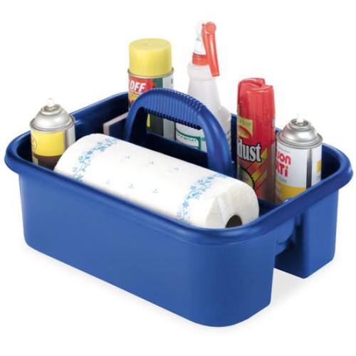 Akro-Mils Handheld Tote Caddy (09185BLUE)