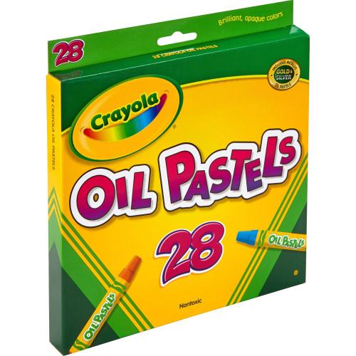 Crayola Jumbo-sized Oil Pestels (524628)