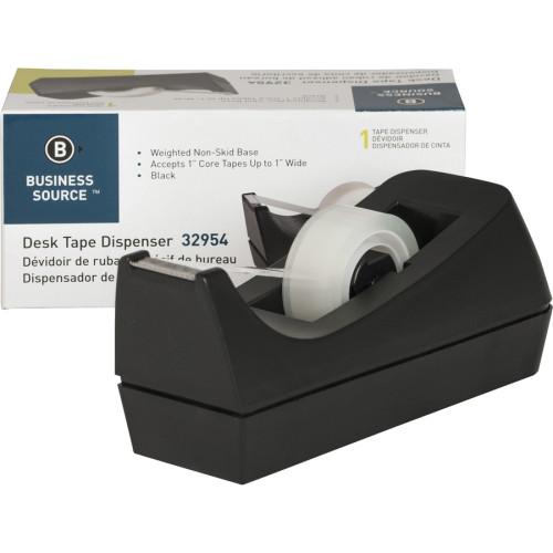 Business Source Standard Desktop Tape Dispenser (32954)