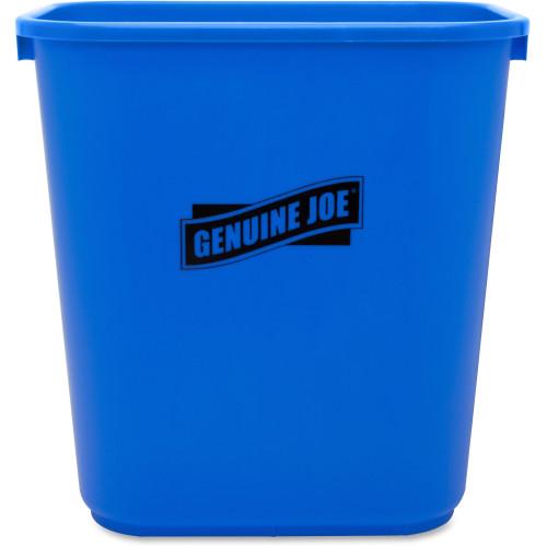 Genuine Joe 28-1/2 quart Recycle Wastebasket (57257)
