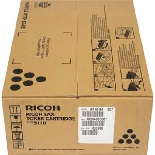 Ricoh Black Toner Cartridge (430208)