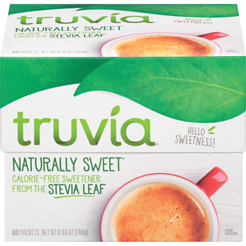 Truvia Cargill All Natural Sweetener Packets (8844)