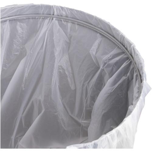 Genuine Joe 30 Gal Stainless Steel Trash Receptacle (58895)