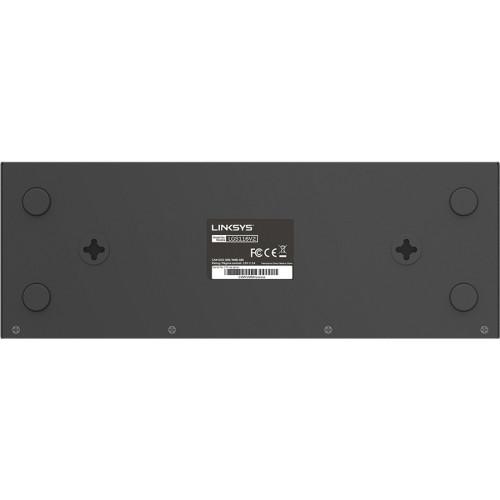 Linksys LGS116 16-Port Gigabit Ethernet Switch