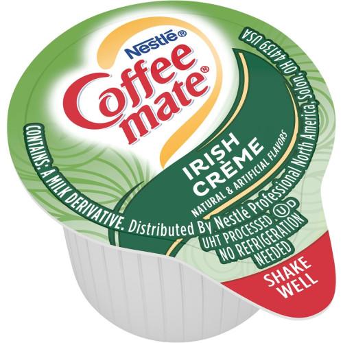 Nestle Coffee-mate Coffee Creamer Irish Creme - liquid creamer singles (35112)