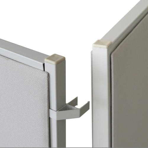 Lorell 90-Degree Panel Connectors (90260)