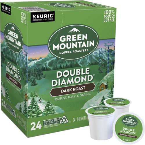 Green Mountain Coffee Roasters Double Diamond (4066CT)