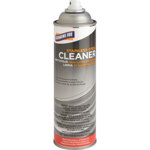Genuine Joe Stainless Steel Cleaner (02114CT)