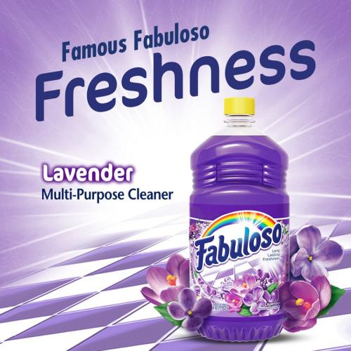Fabuloso All Purpose Cleaner - 169 fl. oz. Bottle (153122)
