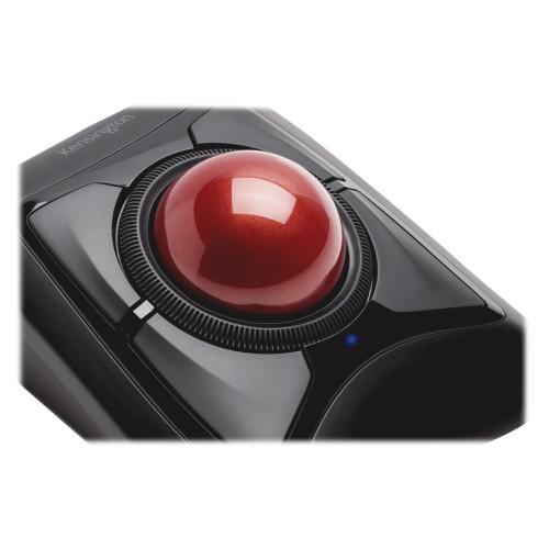 Kensington Expert Mouse Wireless Trackball, 2.4 GHz Frequency/30 ft Wireless Range, Left/Right Hand Use, Black (72359)