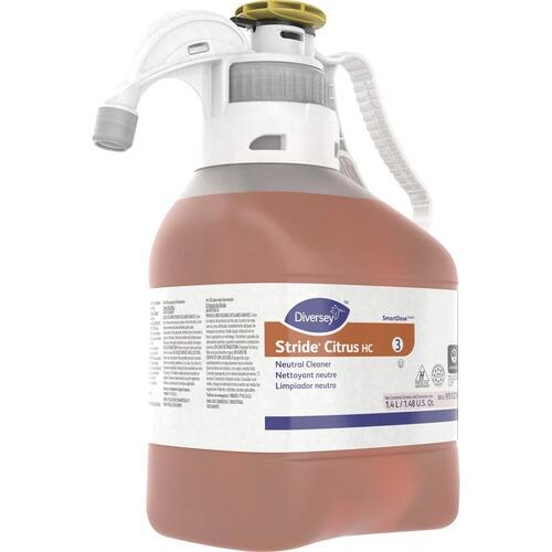 Diversey Stride Citrus HC Neutral Cleaner (95122613CT)