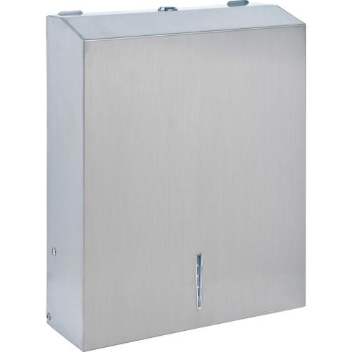 Genuine Joe C-Fold/Multi-fold Towel Dispenser Cabinet (02198CT)