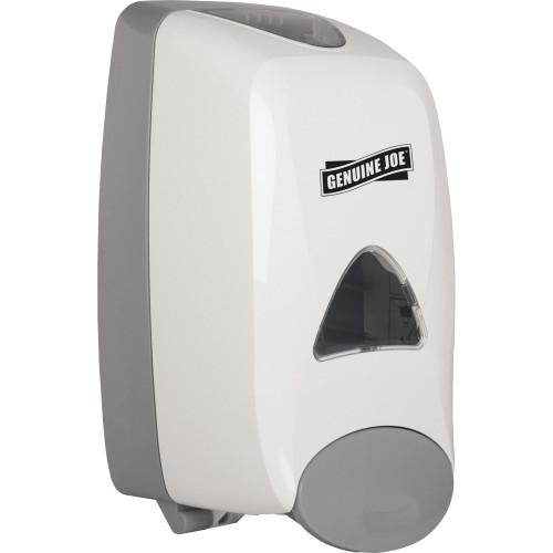 Genuine Joe Solutions 1250 ml Soap Dispenser (10495CT)