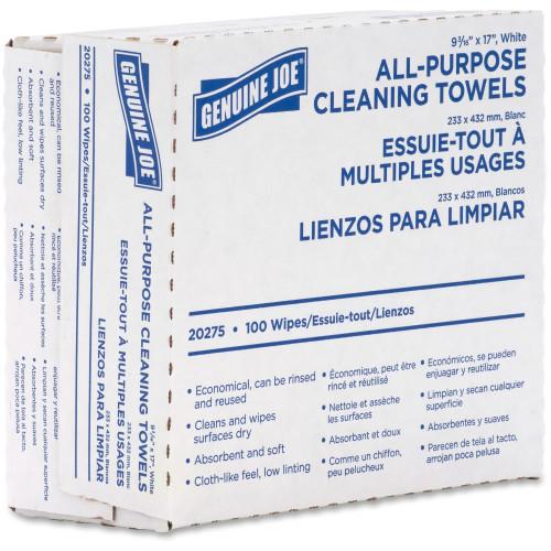 Genuine Joe All-Purpose Cleaning Towels (20275CT)