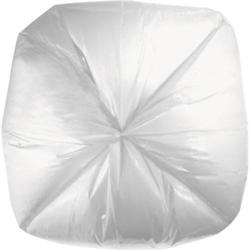 Genuine Joe Extra Heavy-duty White Trash Can Liners (4046W)
