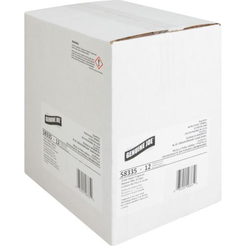 Genuine Joe Non-para Green Apple Scent Urinal Screen (58335CT)