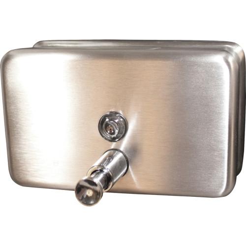 Genuine Joe Stainless 40oz Soap Dispenser (85146CT)