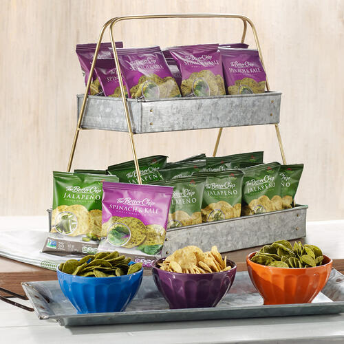The Better Chip Spinach/Kale Chips (56095)