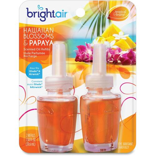 Bright Air Scented Oil Warmer Air Freshener Refill (900256CT)