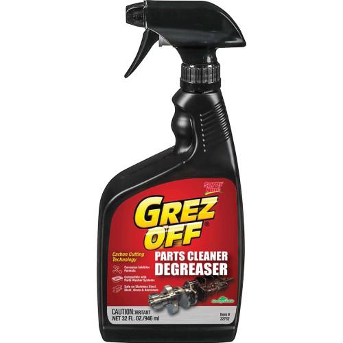 Spray Nine Permatex Grez-Off Heavy Duty Degreaser (22732CT)