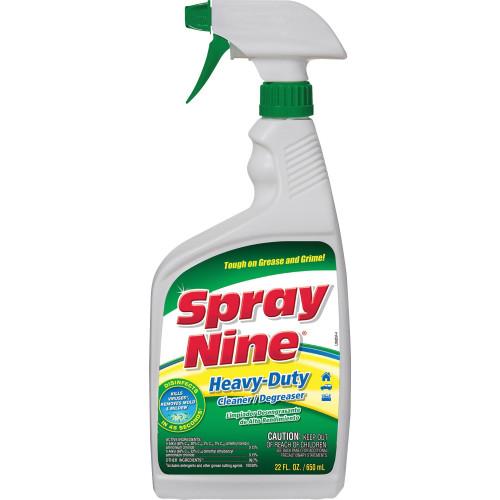 Spray Nine Heavy-duty Cleaner/Degreaser (26825CT)