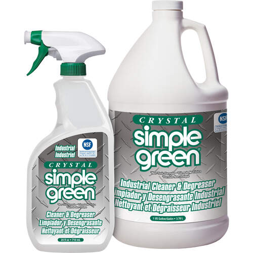 Simple Green Crystal Industrial Cleaner/Degreaser (19128CT)