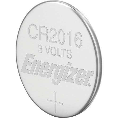 Energizer 2016 3V Watch/Electronic Batteries (2016BP2CT)
