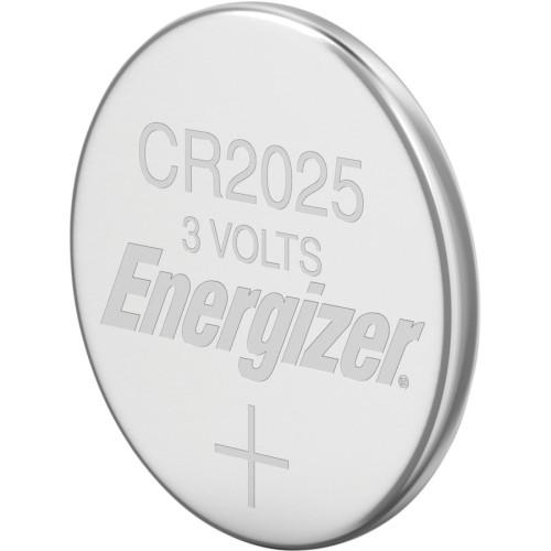 Energizer 2025 3V Watch/Electronic Batteries (2025BP2CT)