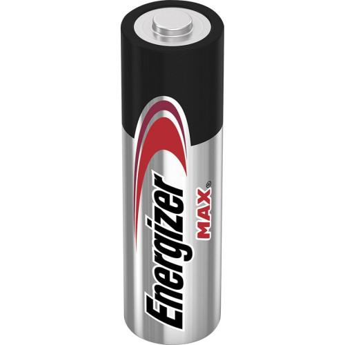 Energizer Max Alkaline AA Batteries (E91BP2CT)