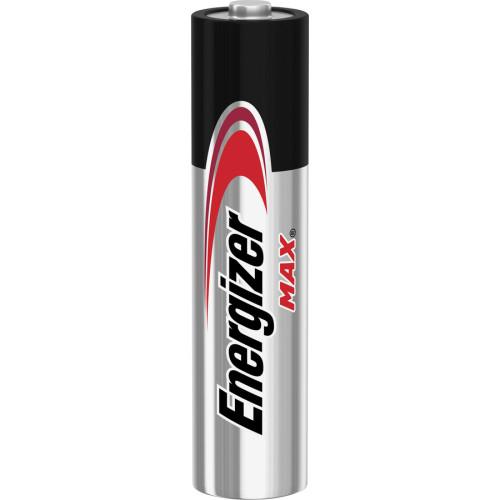 Energizer Max Alkaline AAA Batteries (E92BP4CT)