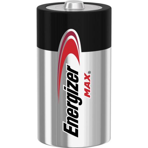 Energizer Max Alkaline C Batteries (E93BP2CT)
