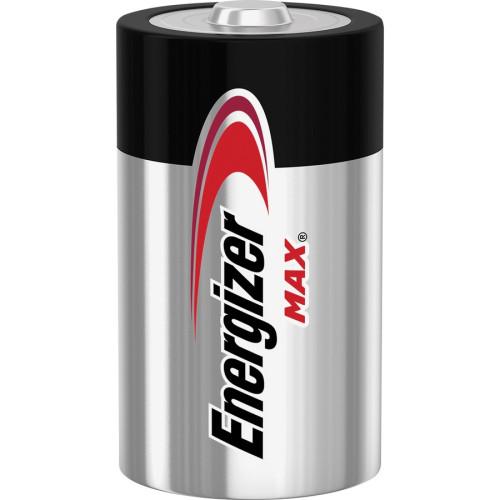 Energizer Max Alkaline D Batteries (E95BP4CT)