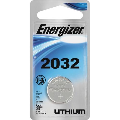 Energizer 2032 3-Volt Watch/Electronic Battery (ECR2032BPCT)