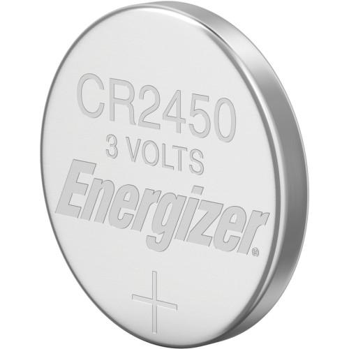 Energizer 2450 3-Volt Coin Watch Battery (ECR2450BPCT)