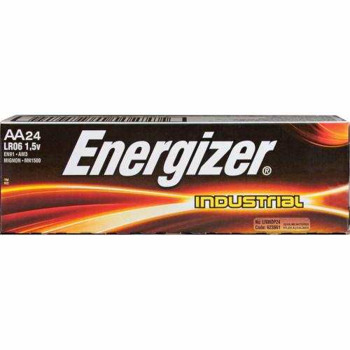 Energizer Industrial Alkaline AA Batteries (EN91CT)