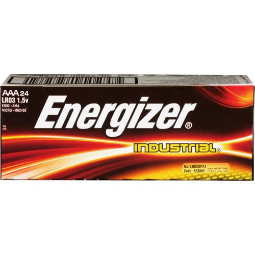 Energizer Industrial Alkaline AAA Batteries (EN92CT)