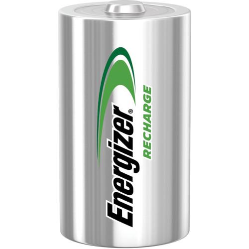 Energizer NiMH e2 Rechargeable D Batteries (NH50BP2CT)