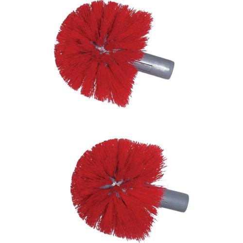 Unger Ergo Toilet Bowl Brush Set (BBWHRCT)