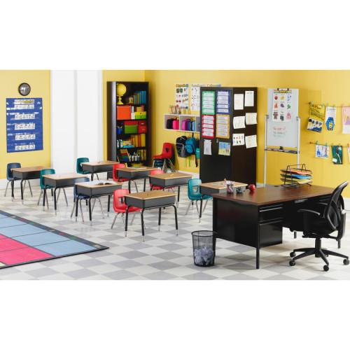 Lorell Book Box Student Desks - 2/CT (99893)