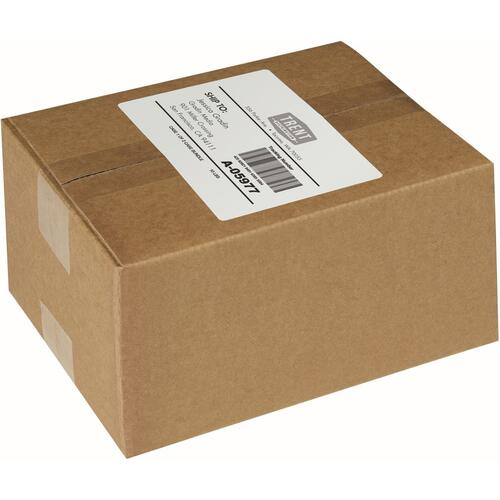 Avery Industrial Labels for Thermal Printers - 1 Roll - 3