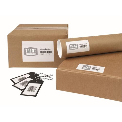 Avery Industrial Labels for Thermal Printers - Fanfold (4135)