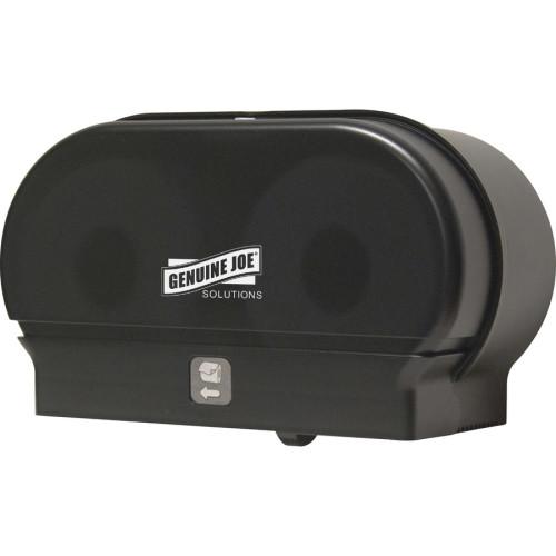 Genuine Joe Standard Bath Tissue Roll Dispenser - Manual (98213)