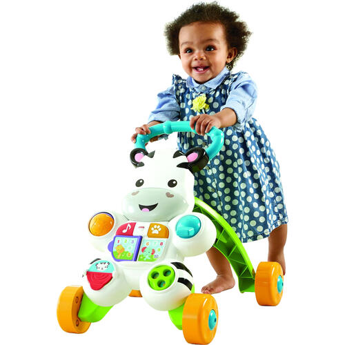 Fisher-Price Learn with Me Zebra Walker (DKH80)