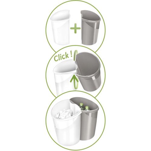 CEP Ellypse 15-liter Waste Bin (1003200201)