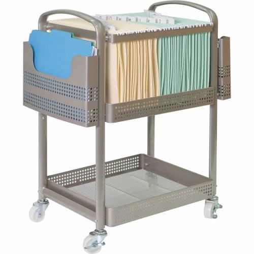 Lorell Mobile File Cart (45654)