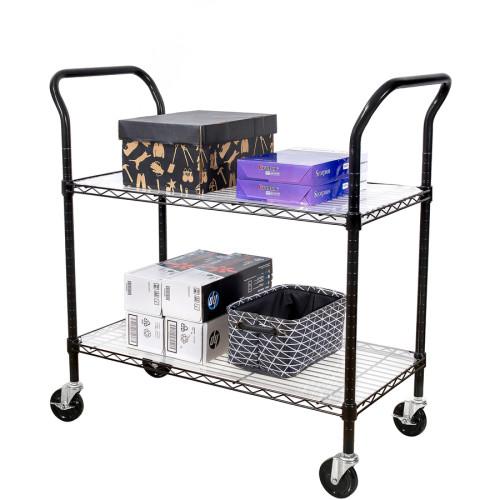 Lorell Light Duty Mobile Cart (45655)