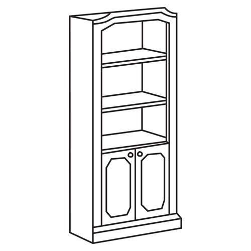 DMI Governor's Collection Mahogany Furniture (01735009)