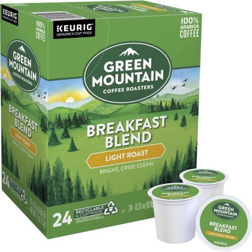 Keurig Breakfast Blend Coffee K-Cup Pods, 96/Carton (6520CT)