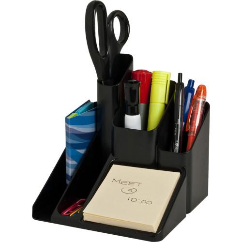 Business Source 5-compartment Desk Organizer (11877)