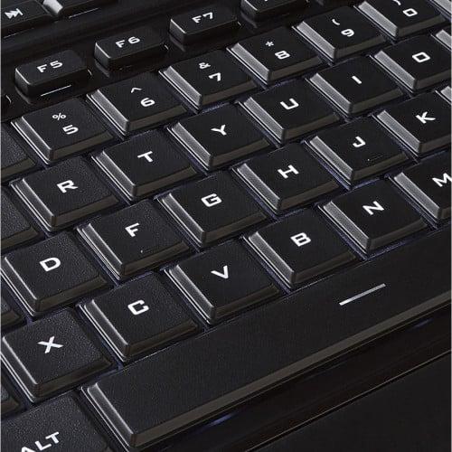 Verbatim Illuminated Wired Keyboard (99789)